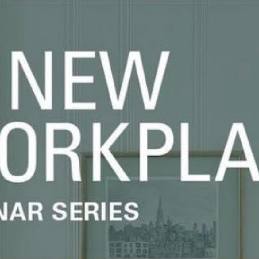 The New Workplace Webinar Series: Part 8 | Presented by HumanScale