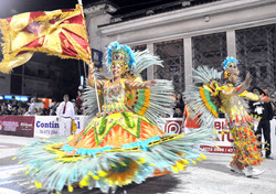 ¡Al Ritmo del Samba!