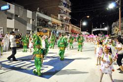 Color no Carnaval de Artigas