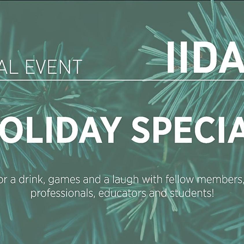 IIDA NPC Holiday Party, Seattle