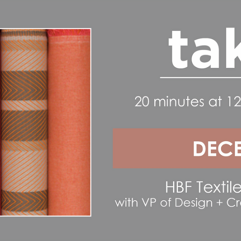 """""""HBF Textiles"""" with Mary Jo Miller"""