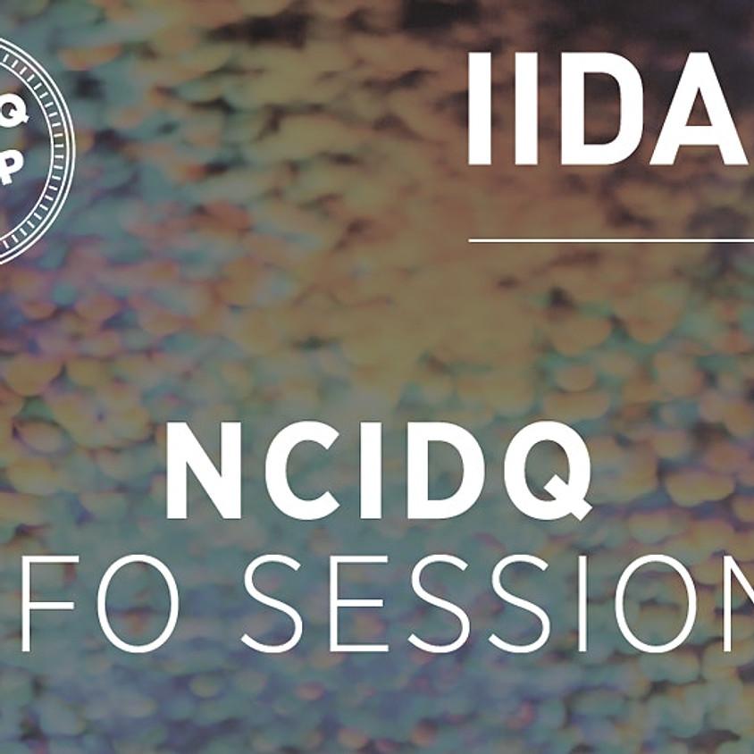 NCIDQ Info Sessions