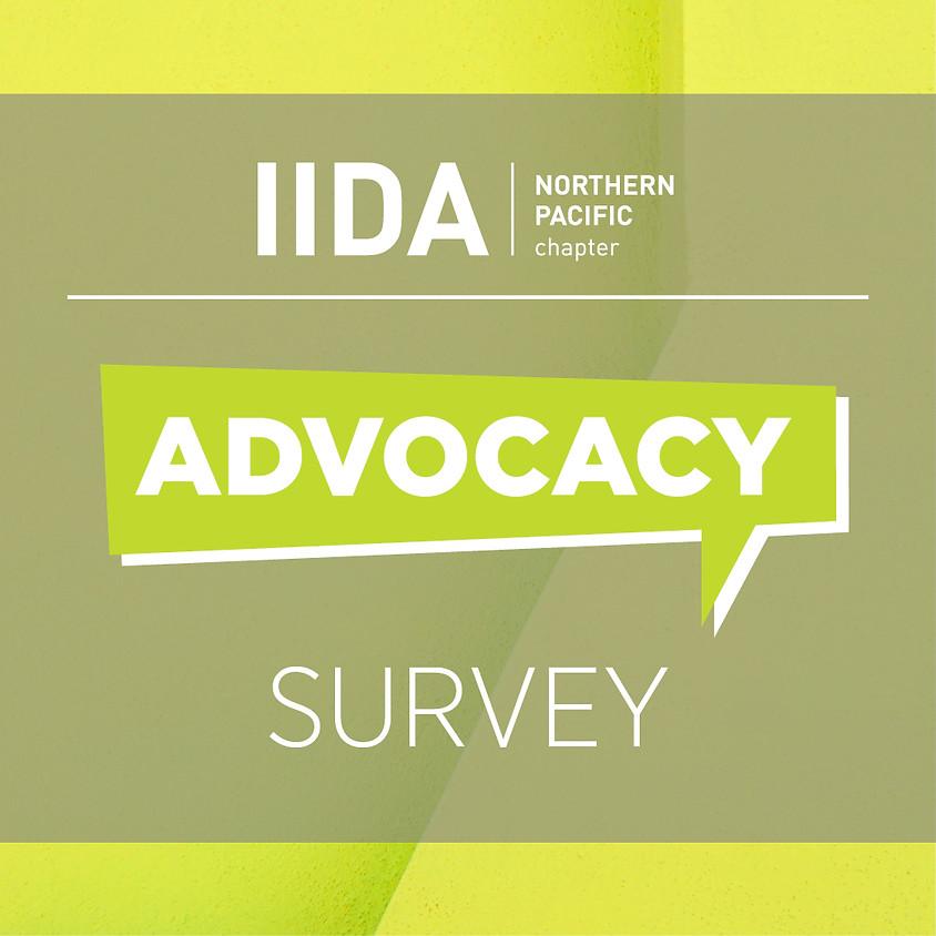 2021 Advocacy Survey Ends