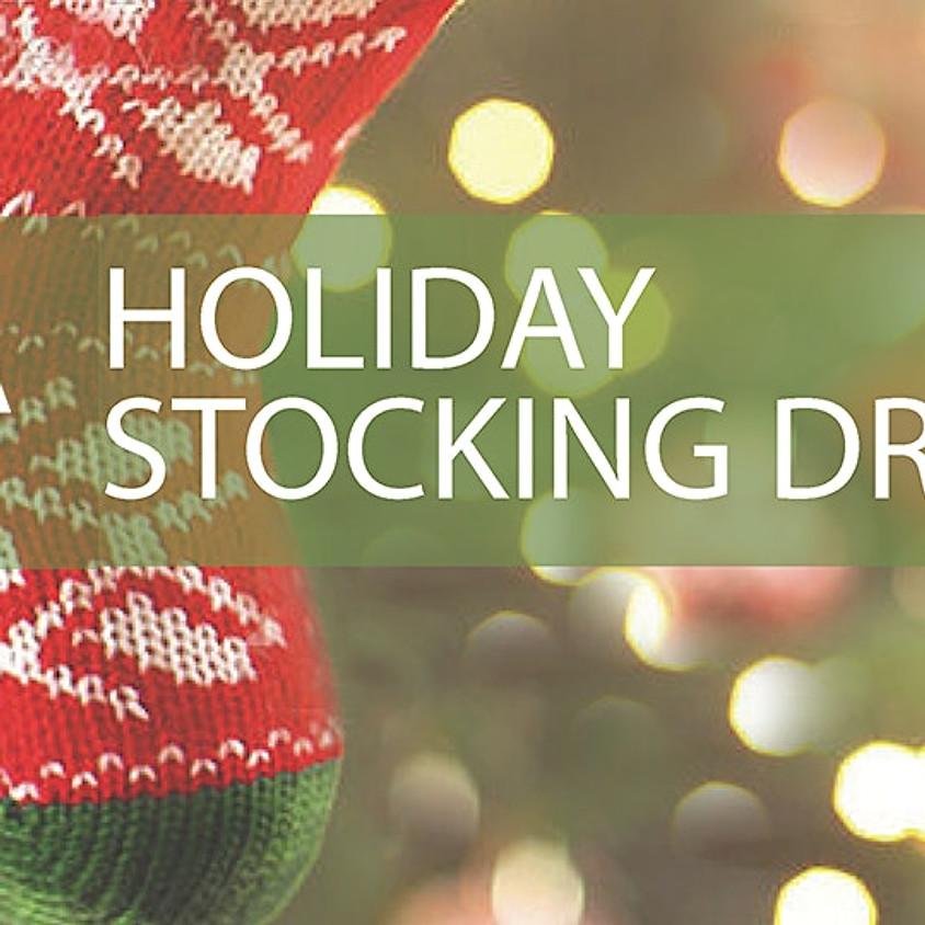 Holiday Stocking Drive