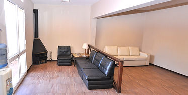 Sala de Descanso y Reuniones en el Hotel del Norte, Artigas, Uruguay