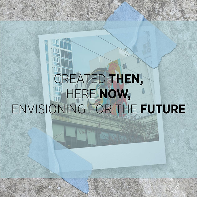 IIDA | Seattle Design Festival 2020 | Created Then, Here Now, Envisioning for the Future | #THENNOWFUTURE
