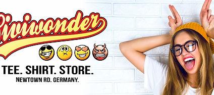 Siviwonder neuer Onlinehop T-Shirt bedrucken Selbst gestalten Stuttgart