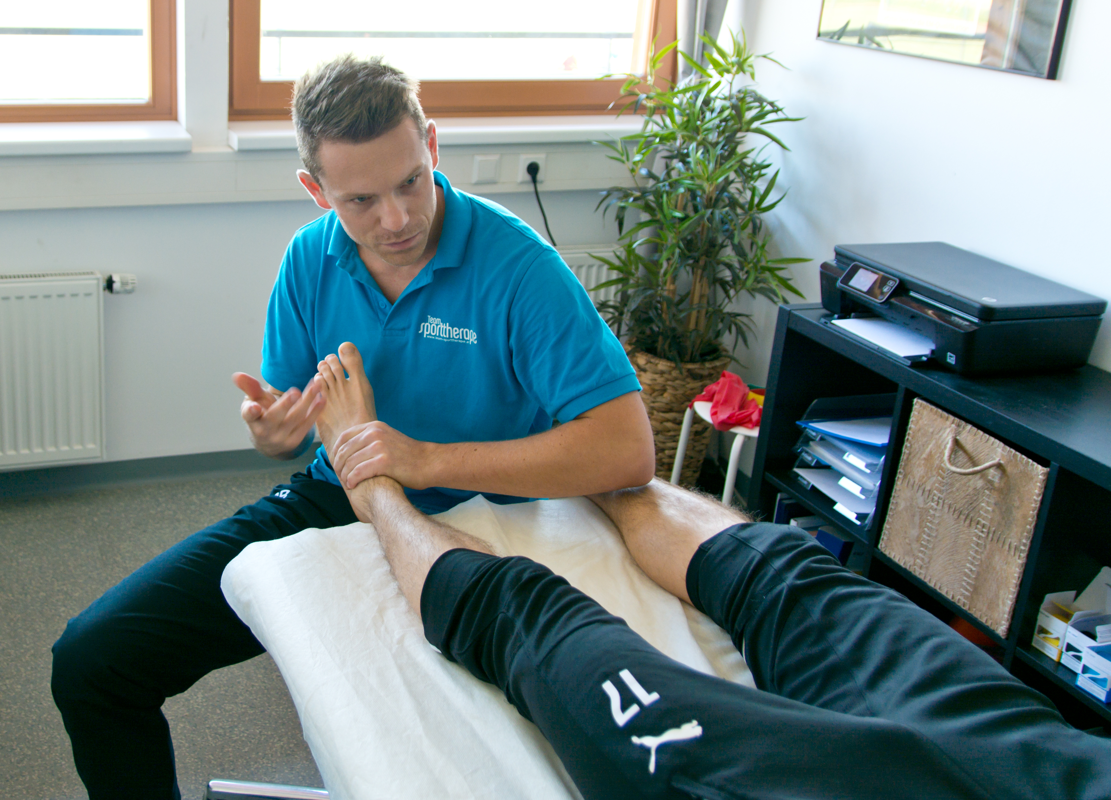 Daniel Brand Team-Sporttherapie