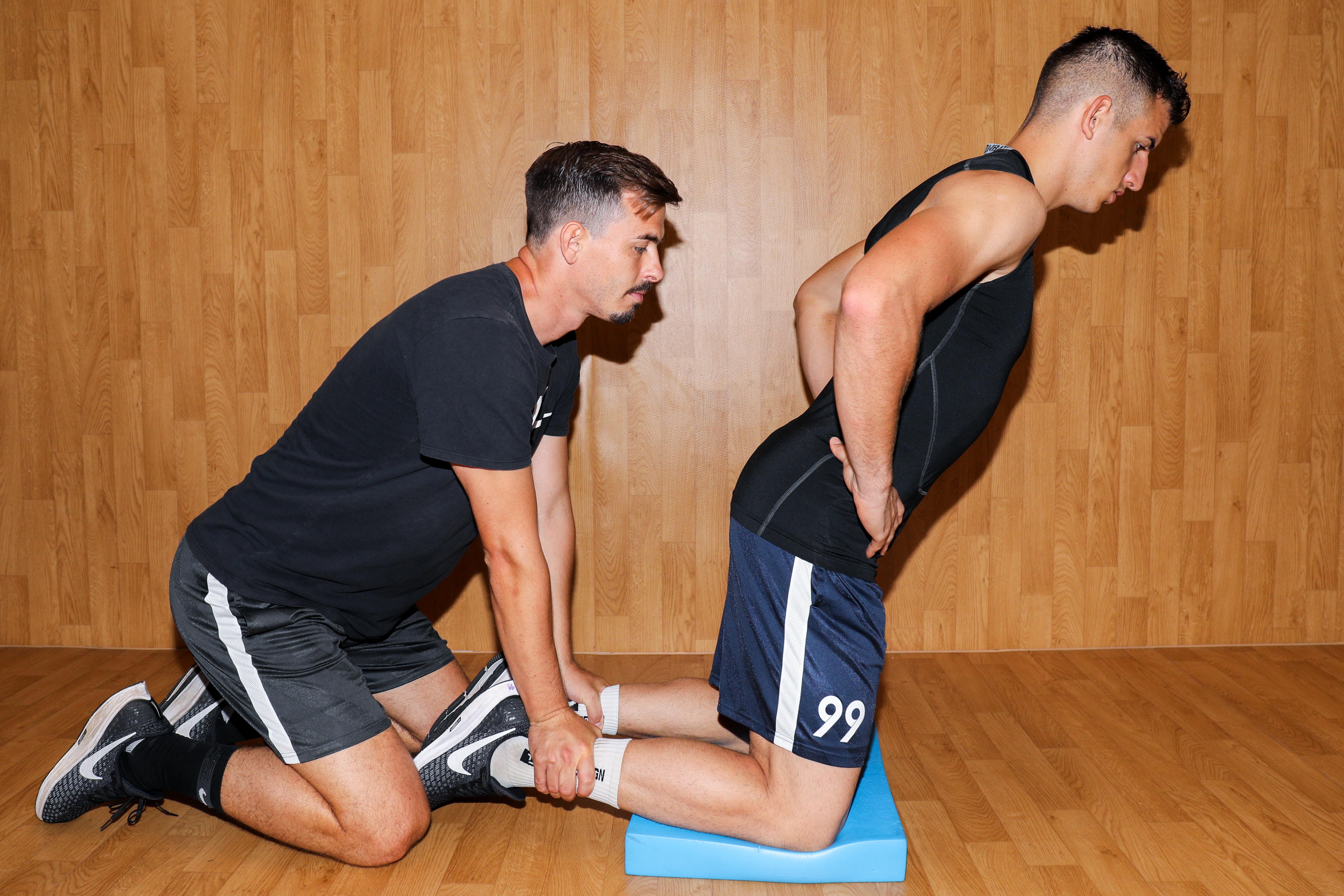 Florian Metz Sporttherapie Donau