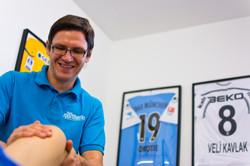 Christoph Pomper Team-Sporttherapie