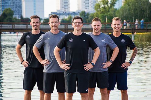 Sporttherapie Alte Donau - Metz, Brand, Pomper, Horinka, Mostböck