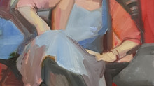 Dagmar is a finalist in both the Kilgour & Shirley Hannan art prizes.