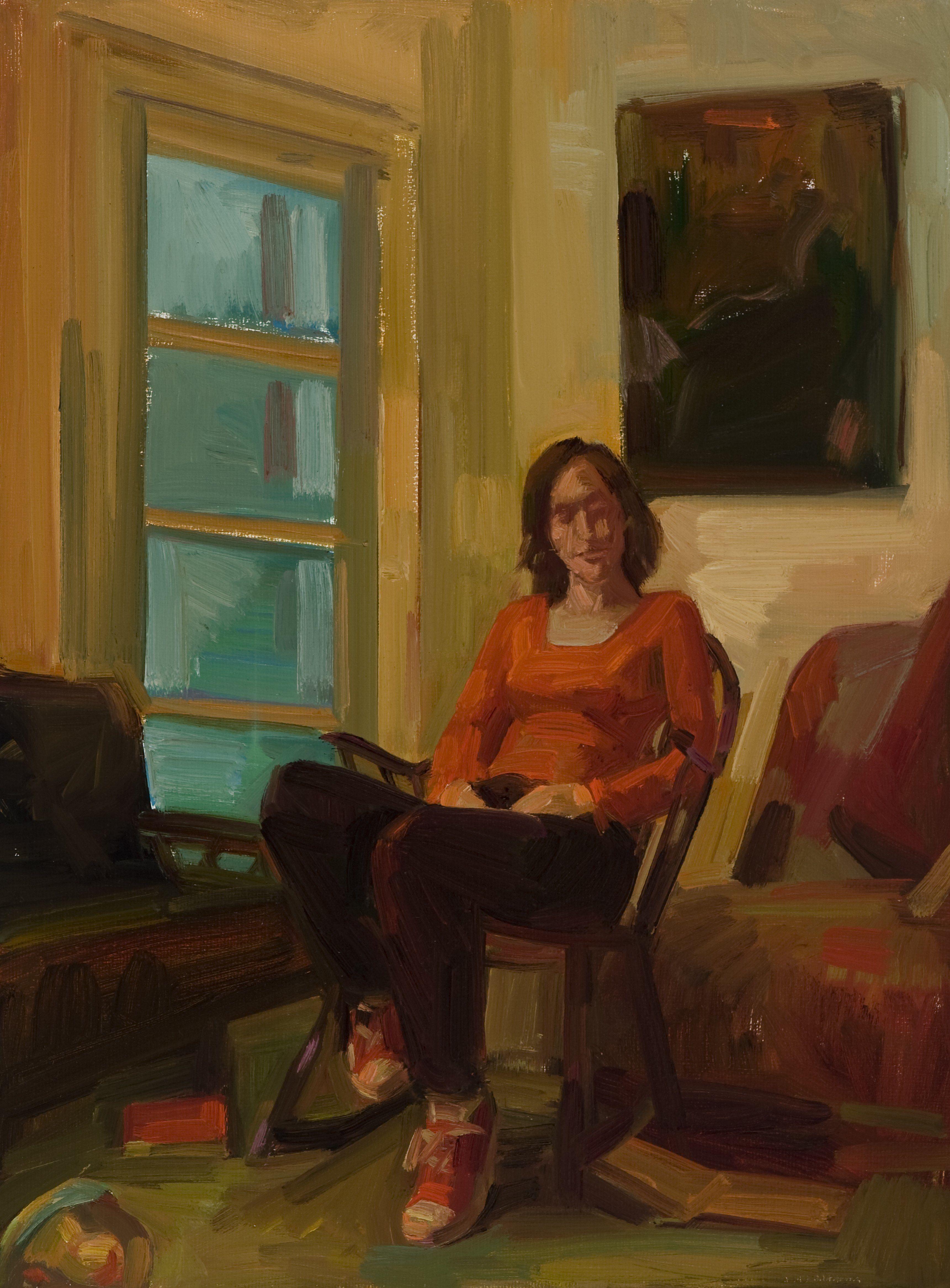 Cyrulla_Dagmar_ Alice Byrne Study 1