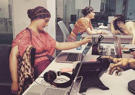 ladies on screens cropped.jpg