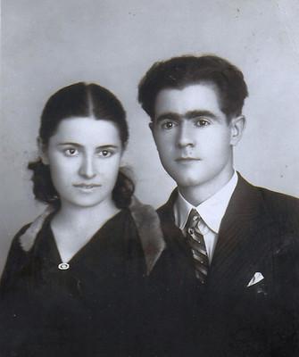 Fiançailles de Kemal Bilbasar avec Bedia Bilge 1934