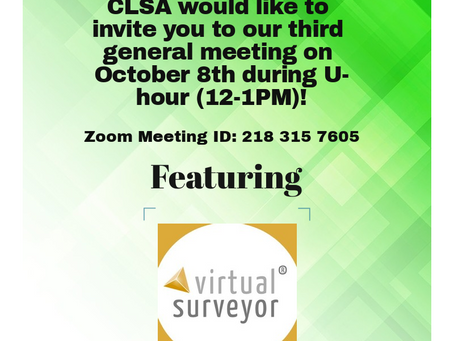 3rd General Meeting Announcement