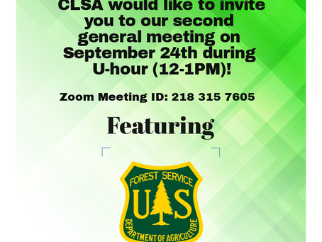2nd General Meeting Announcement
