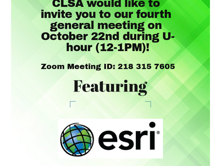 4th General Meeting Announcement