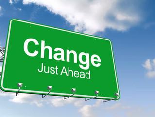 Let's Make a Change