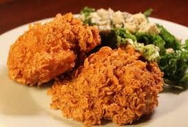 Foodie Fridays: Crispy Oven-Fried Chicken