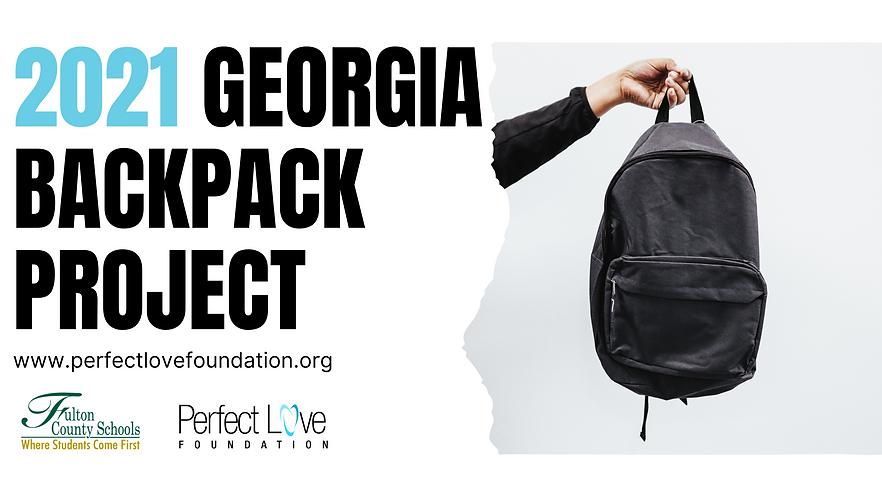 Copy of [Original size] Georgia Backpack