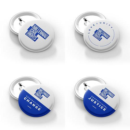 Commemorative Button Set