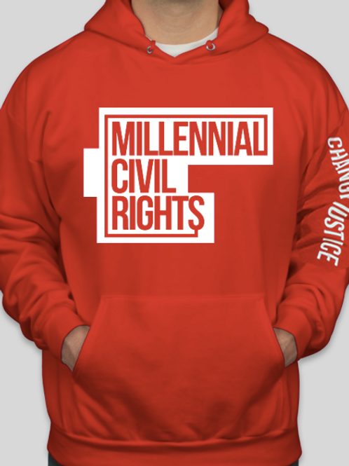 LIMITED EDITION Millennial Civil Rights Hoodie