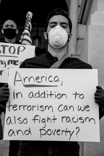 Fight Racism and Poverty