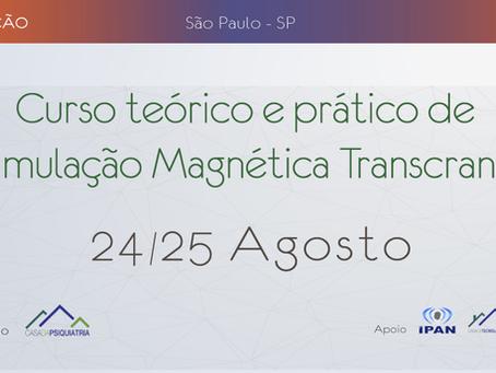 Curso de Estimulação Magnética Transcraniana