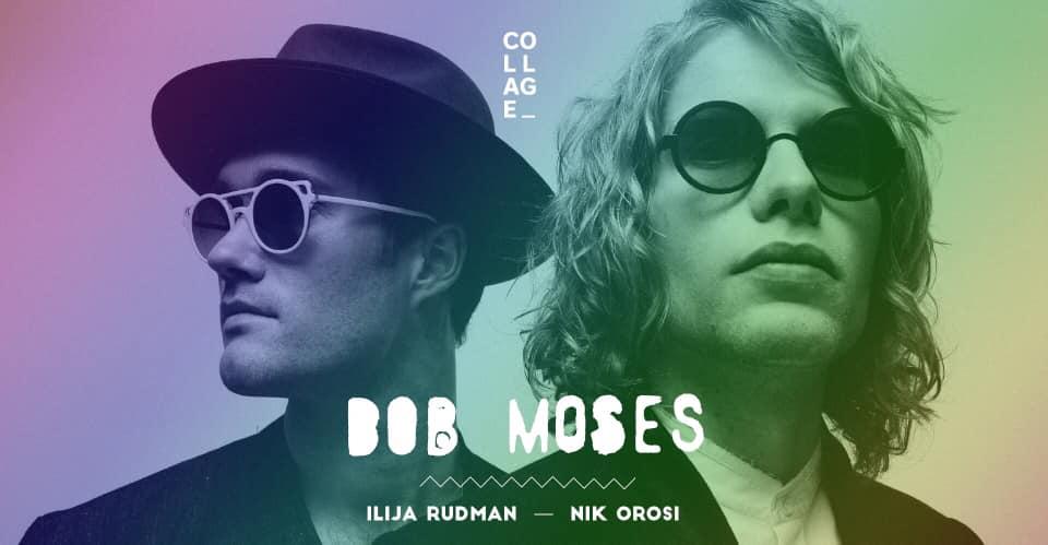 Bob Moses tour Zagreb 2019