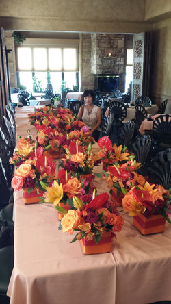Party Table Centerpiece