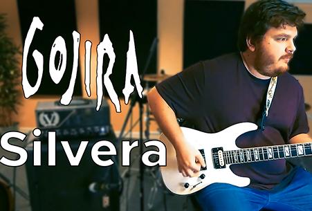 Guitar cover - Gojira - Silvera !