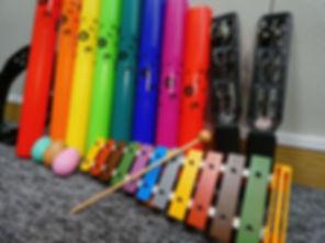 eveil musical, instrument de musique