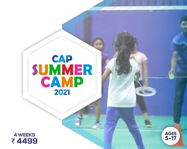 Summer Camp 4 Weeks Plan
