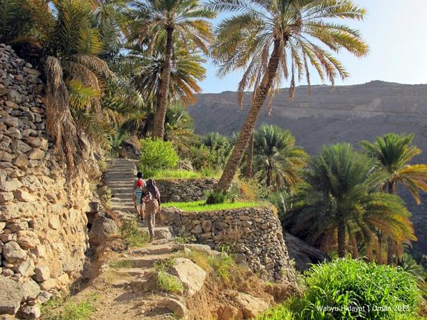 Jebel Akhdar - The Village Walk