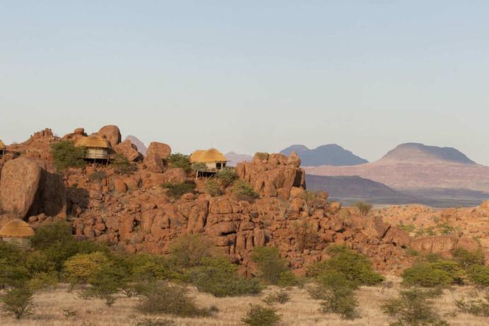 Mowani Mountain - Damaraland
