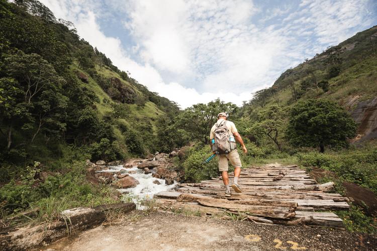 Hidden hamlet trek