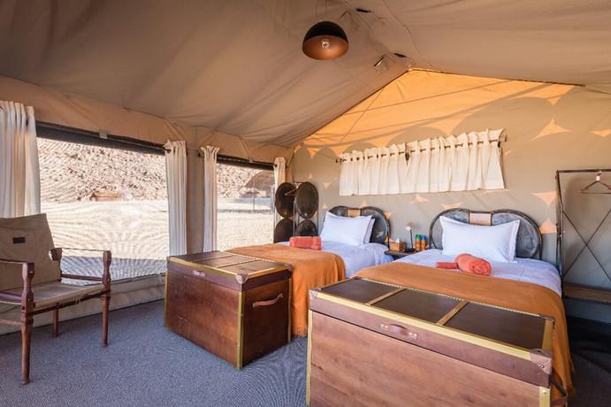 Camp Sossus Namibia