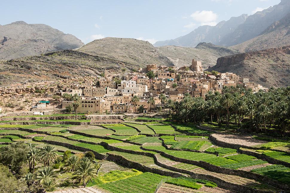 Wadi Bani Awf