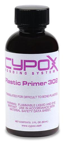 Cypox Plastic Primer 302- 2oz.