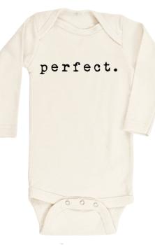 Perfect. Baby Onesie
