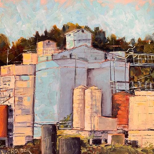"Oregon City Industrial 12X12"""