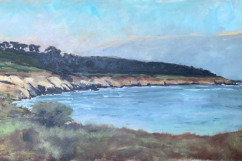 "California Sunday Drive 12X24"" SOLD"