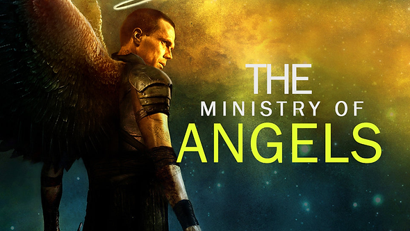 THE MINISTRY OF ANGELS V.2 - 2 PT ( MP3 ) SERIES