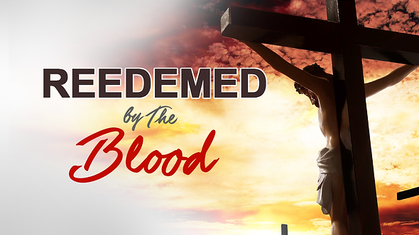 Redeemed By The Blood - ( CD )