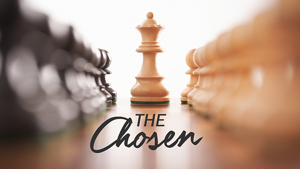 THE CHOSEN - 3 PT ( MP3 ) SERIES