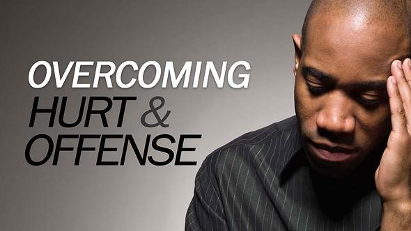 Overcoming Hurt & Offense - 2 PT ( CD ) Series