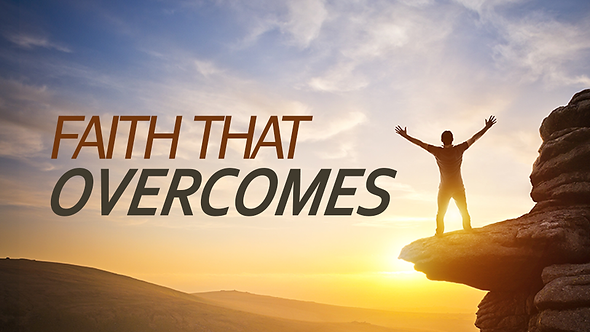 Faith That Overcomes - 5 PT ( CD ) Series