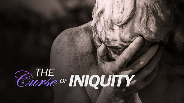 The Curse Of Iniquity - 3 PT ( CD ) Series