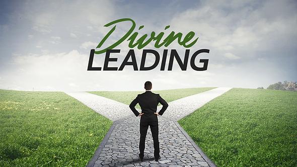 DIVINE LEADING - 4 PT ( MP3 ) SERIES
